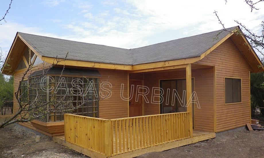Image gallery modelos de casas prefabricadas for Precios cabanas de madera baratas