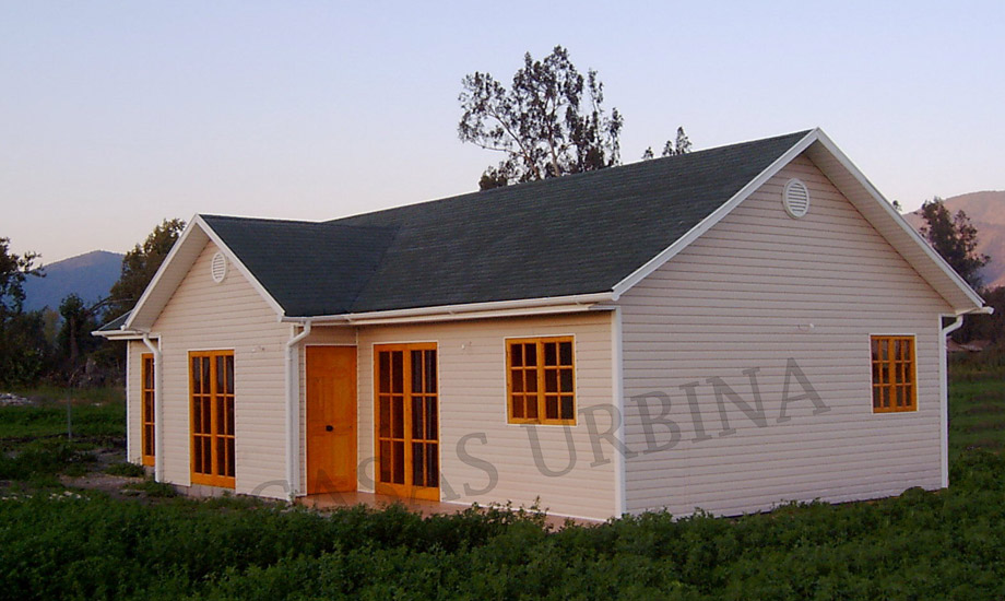 Casas prefabricadas en chile casas vinil siding for Planos de casas 80 mts2