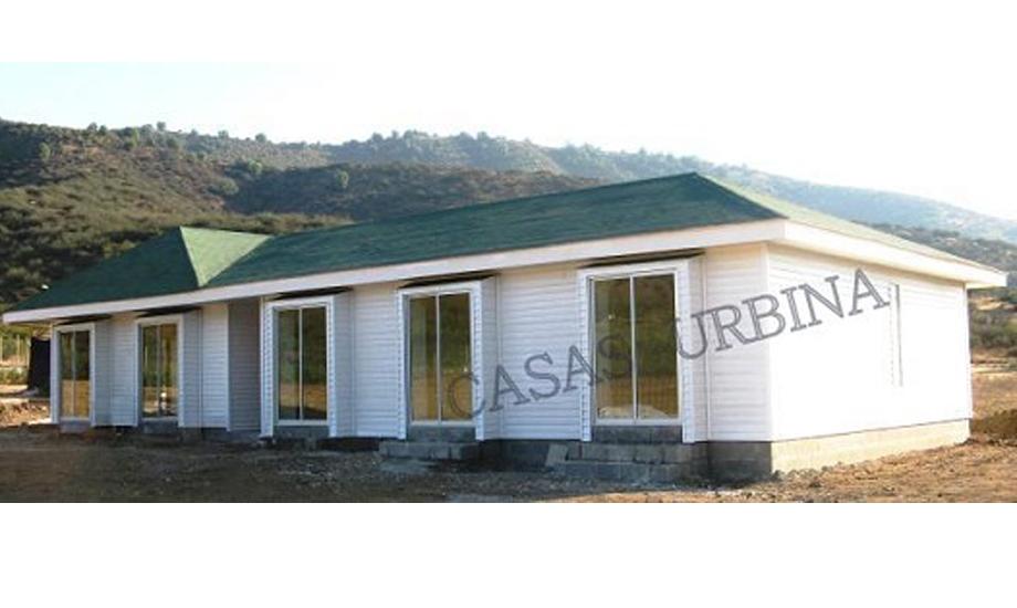 Casas prefabricadas en chile casas vinil siding - Modelos casas madera ...