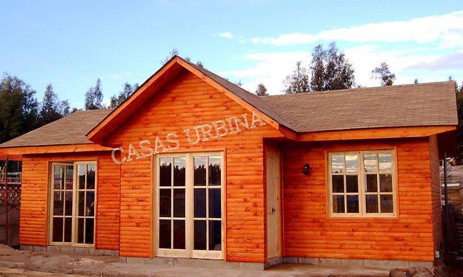Casas prefabricadas en chile casas de madera for Modelos de casas procrear clasica